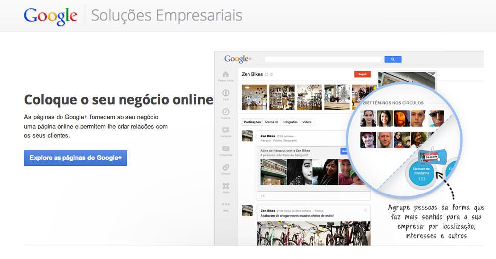 Call to Actions da Google